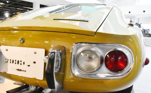 旧車復元イメージ